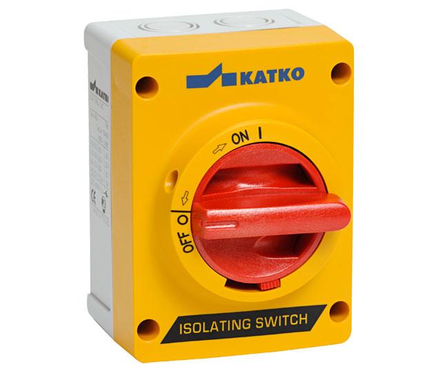 Katko KEM isolator