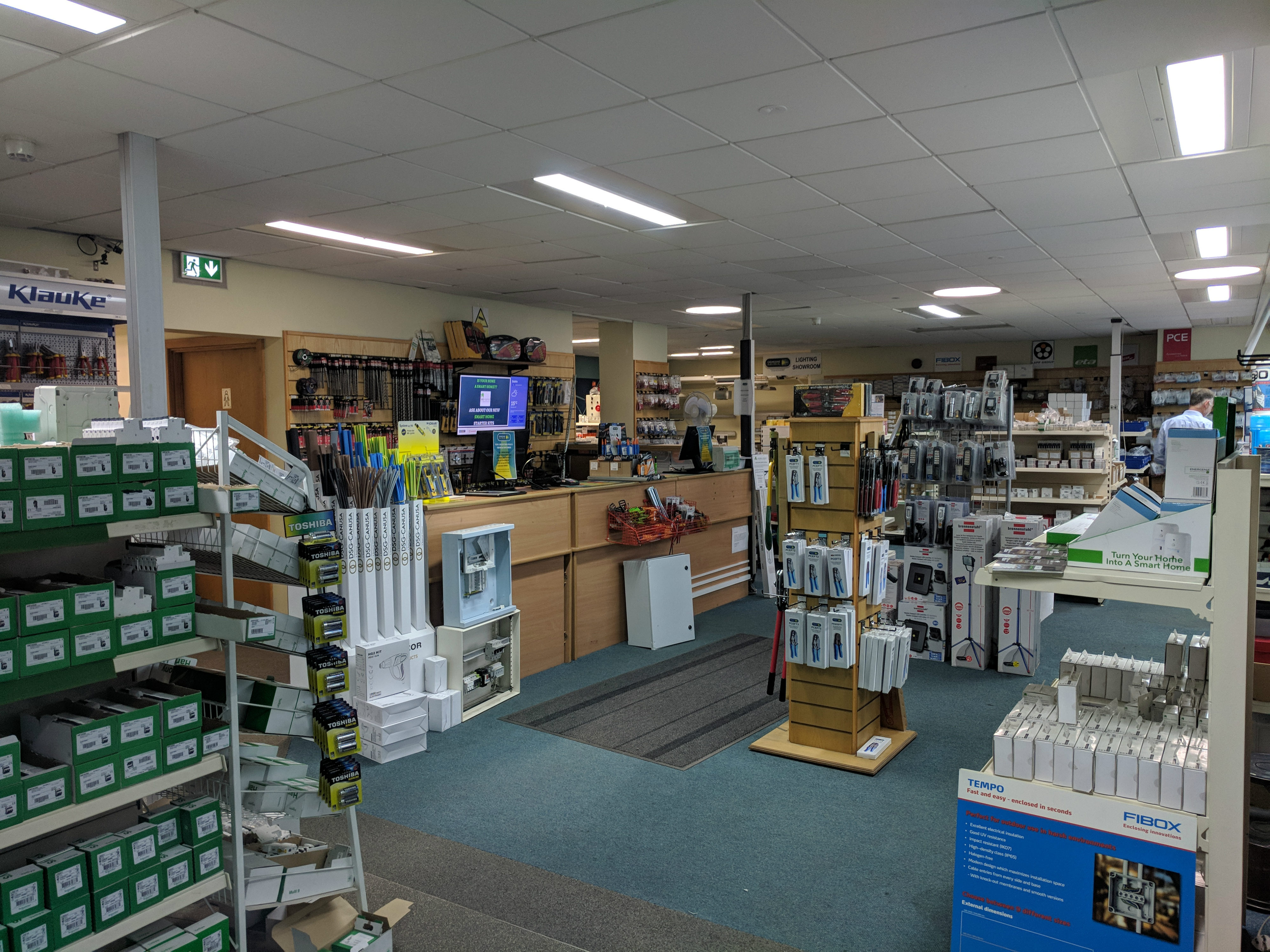 demesne d24 showroom