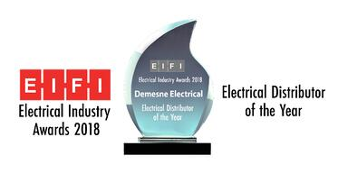 demesne eifi award