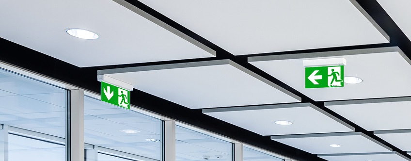 emergency lighting ireland