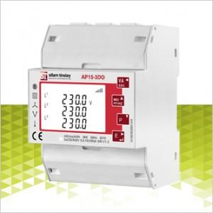 Sifam Tinsley Multi-Function Power Meter AP15-3DL-RJ12