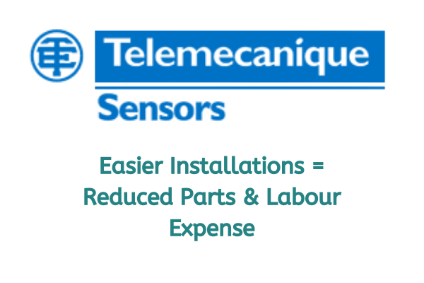 Telemecanique contactless XCSR RFID Safety Sensor
