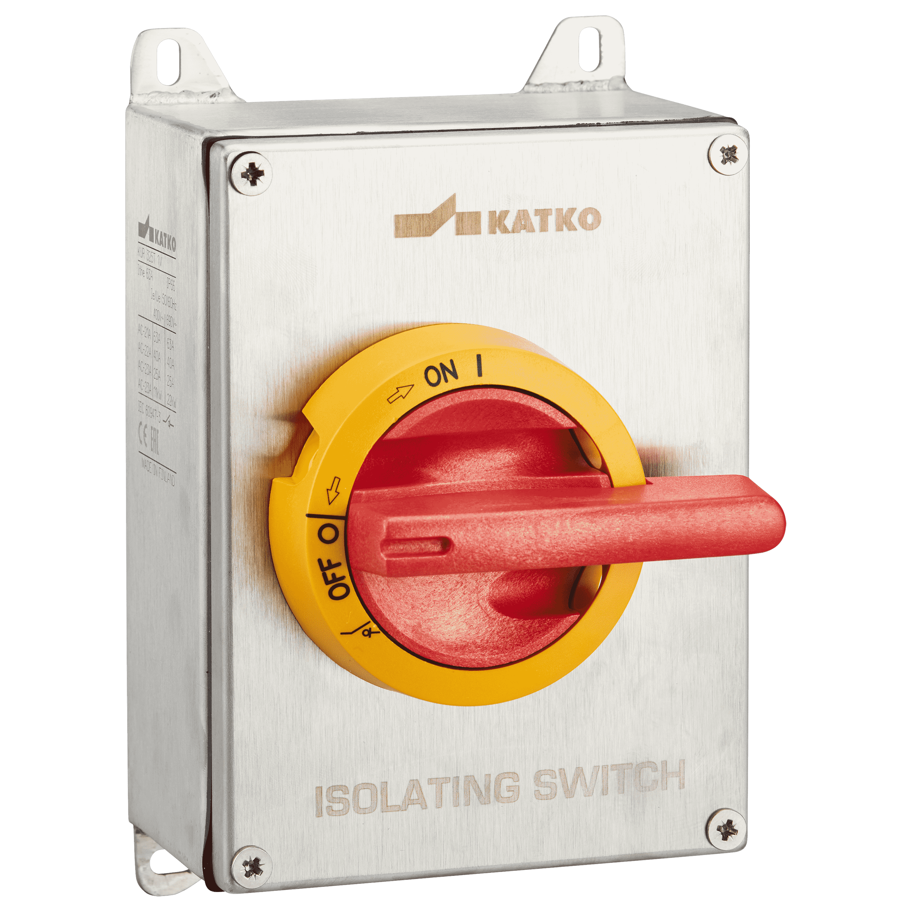 Stainless Steel Isolators for Industry | Free Download