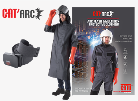 arc flash clothing