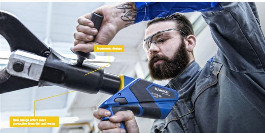 Klauke Manual Vs Battery Powered Cable Cutters
