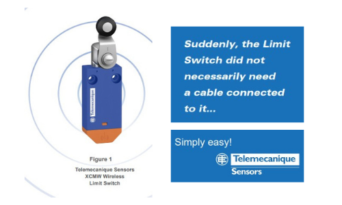 schneider wireless limit switches
