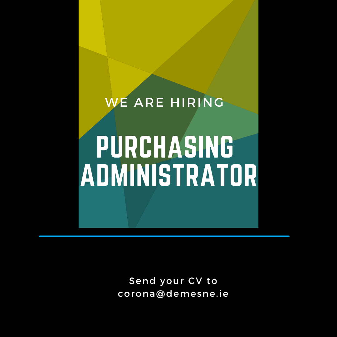 We're Hiring a Purchasing Administrator - Apply Here
