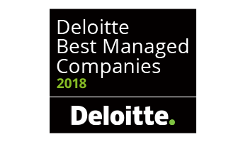 Deloitte Best Managed Company | 6th Year Running!